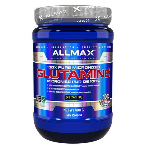 Glutamine 100% pure Micronised by Allmax