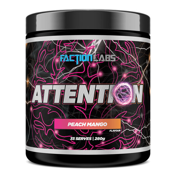 Attention by Faction Labs 35 Serves