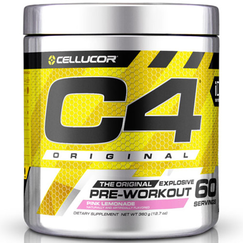 Cellucor C4 ID Series 60 serves