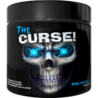 The Curse by Cobra Labs 50 serves