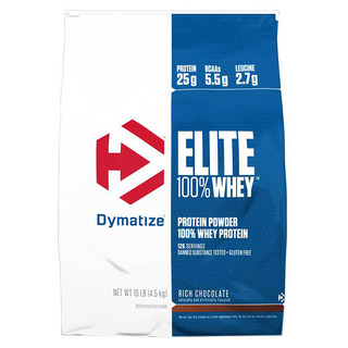 Elite Whey Protein 4.5kg by Dymatize