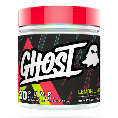 Ghost Pump Pre Workout 20 Serves