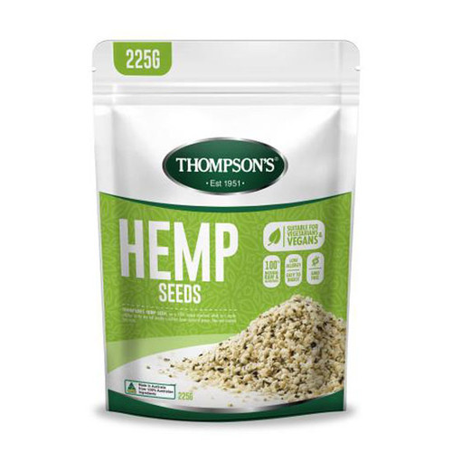Hemp Seeds by Thompsons
