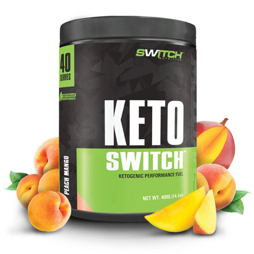 Keto Switch by Switch Nutrition 40 Serves