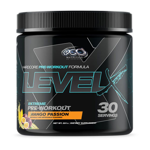 Level X Pre Workout by OCD Nutrition 30 serves