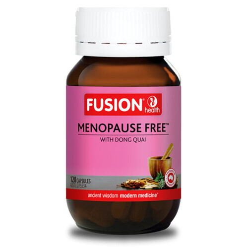 Menopause Free by Fusion Health 120 Caps