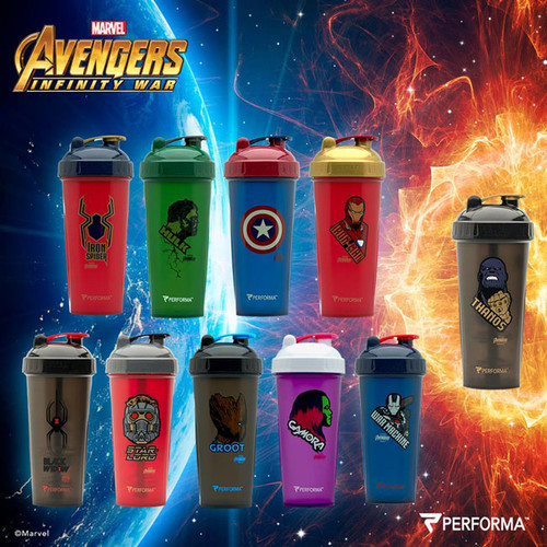 Performa Hero Shaker Cups