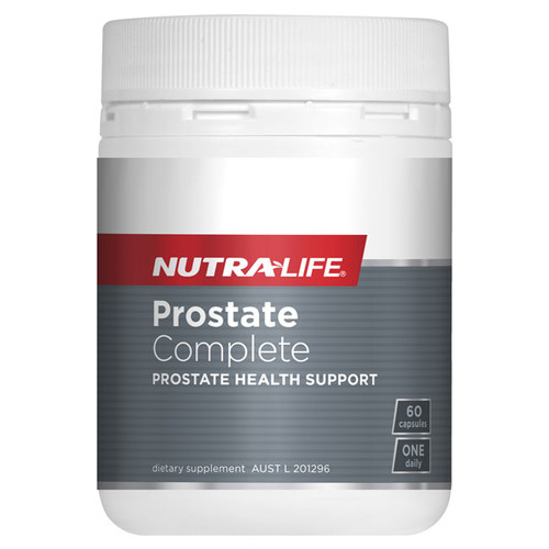 Prostate Complete by Nutra Life 60 caps