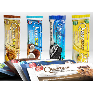 Quest bars 12 per box