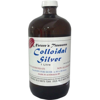 Colloidal Silver by Natures Treasure